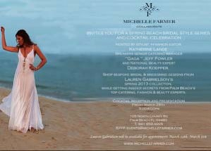 Special Beauty &amp; Fashion Trend Event in Palm Beach at Michele Farmer Collaborate Boutique with Jeanine Recckio, Mirror Mirror Incs Lifestyle Futurologist