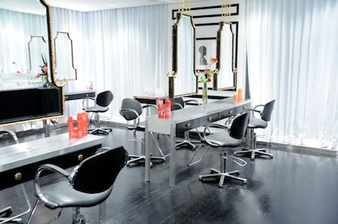 Beauty futurologist jeanine recckio visits the uber cool for 57th street salon