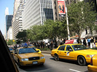 filming for the �Sex and the City� movie