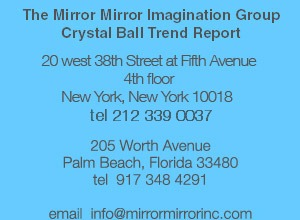 MirrorMirror Imagination Group Crystal Ball Report, Futurologist